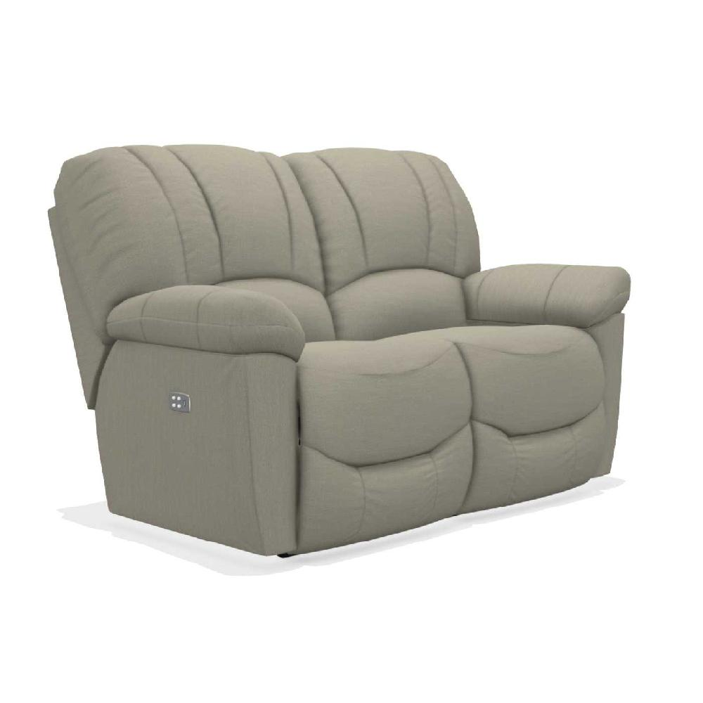 Hayes Power Reclining Loveseat W Headrest La Z Boy