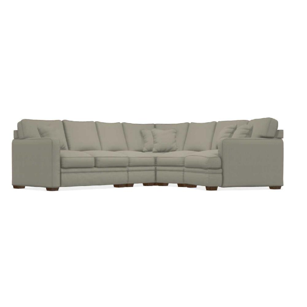 Peachy Meyer Sectional La Z Boy Inzonedesignstudio Interior Chair Design Inzonedesignstudiocom